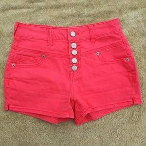 Aeropostale Shorts - High-Rise Shorty - Size 000